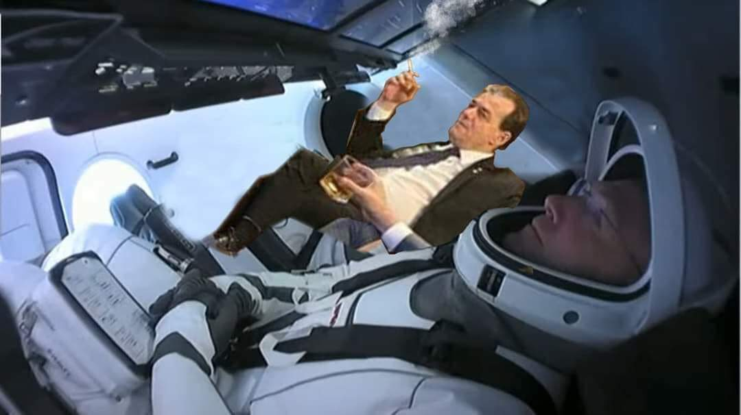 Orban spacex