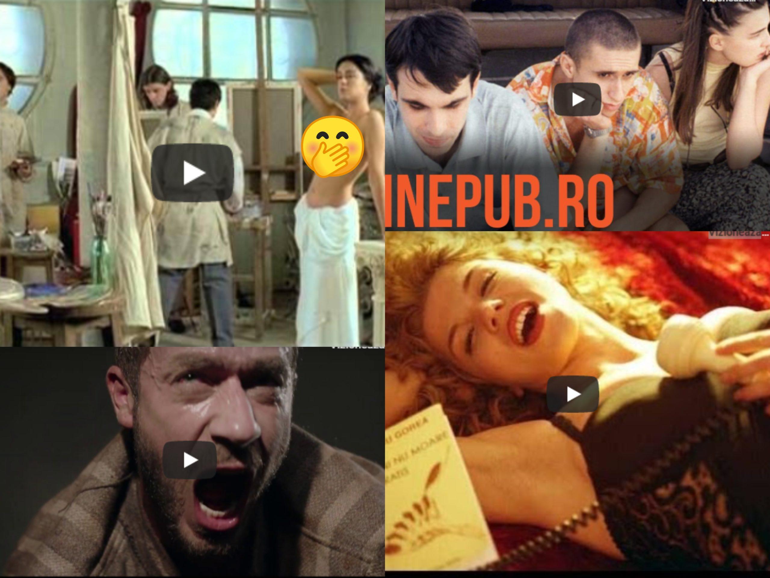 27 de  filme romanesti pe care trebuie sa le vezi cat traiesti !