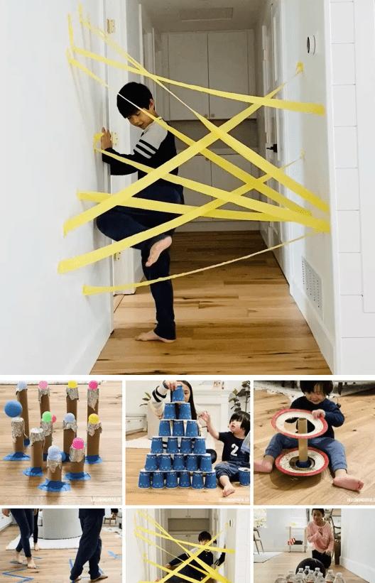 1 iunie, Ziua Copilului – Idei de activități distractive pentru copii indoor