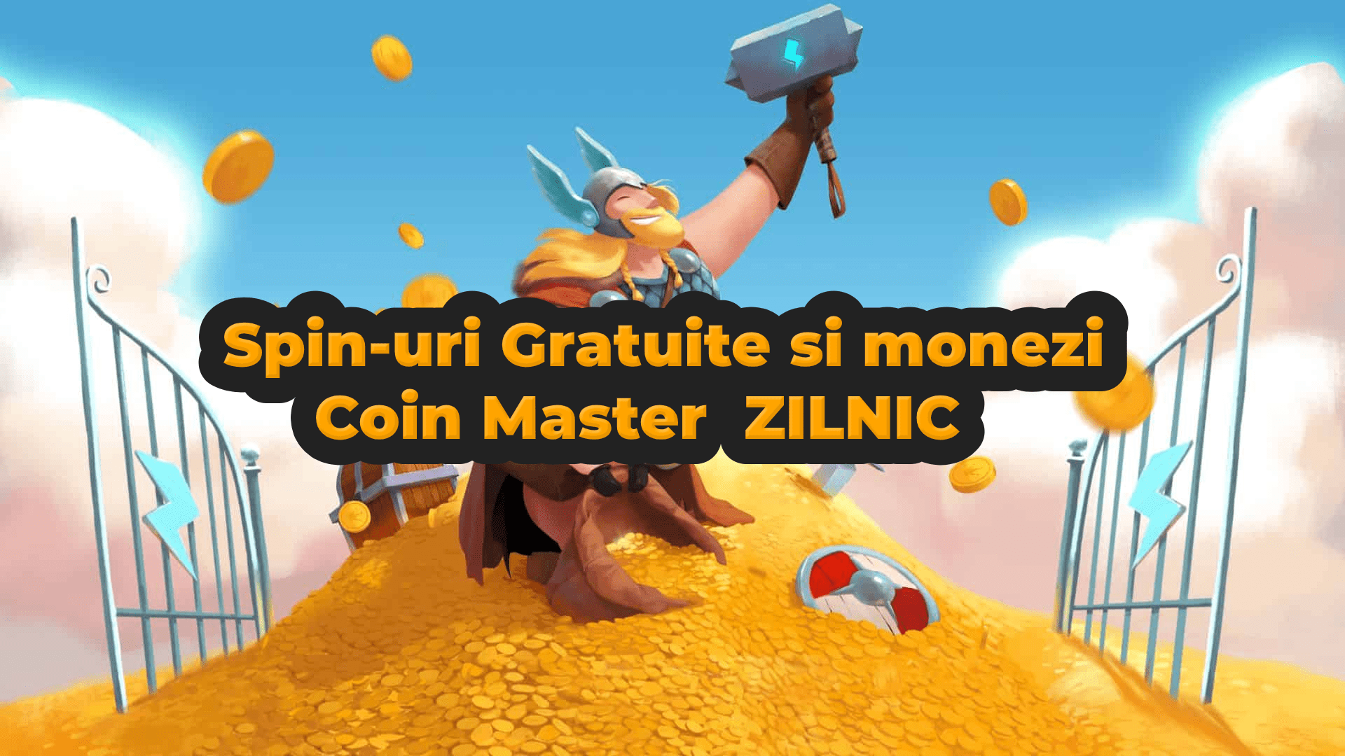Spinuri gratis Coin Master – Free Spins and Coins Mai 2021
