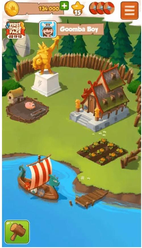 coin master village