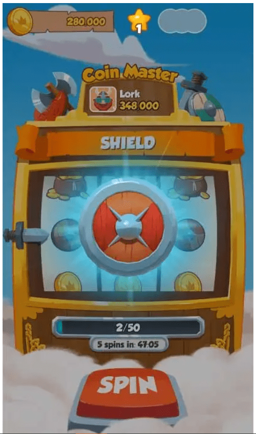 coin master shield