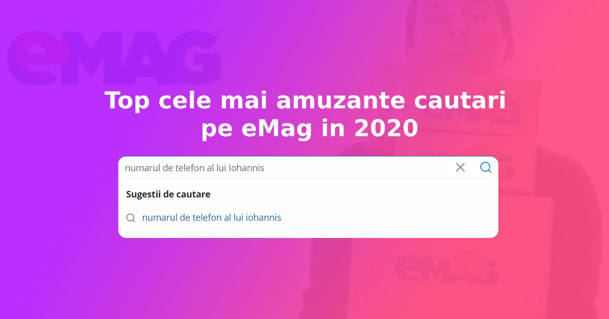 amuzant emag 2020