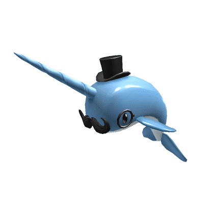 Dapper Narwhal Shoulder Pal