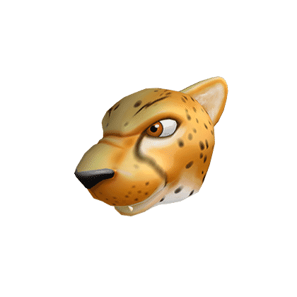 Savannah Cat Head