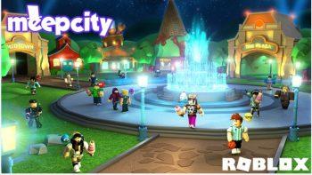 Meepcity. - Roblox cele mai populare jocuri