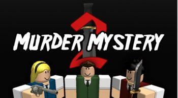 Murder Mystery 2 - Roblox