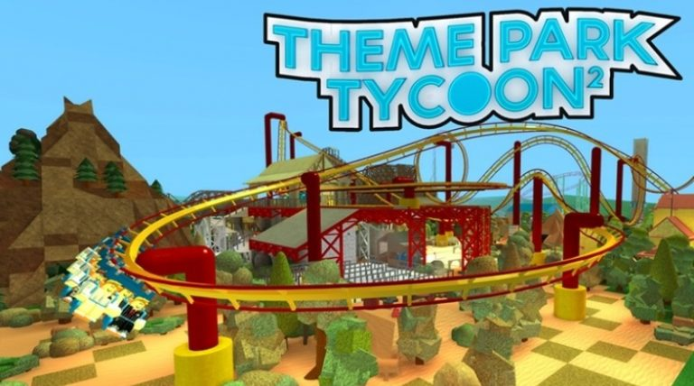 Best roblox games - theme park tycoon