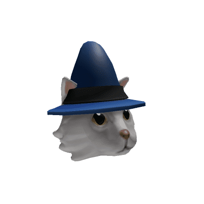 White Cat Wizard